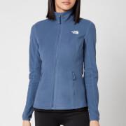 The North Face Women's Resolve Full Zip Fleece - Vintage Indigo