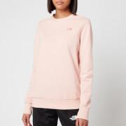 The North Face Women's P.U.D Logo Crew Neck Sweatshirt - Evening Sand Pink