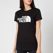 The North Face Women's Easy Short Sleeve T-Shirt - TNF Black
