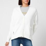 Polo Ralph Lauren Women's Logo Cardigan - White