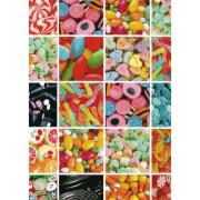 Fablon Sticky Back Plastic - Sweets - 450mm x 2m