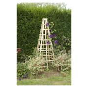 Forest Wooden Obelisk