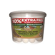 Peckish Natural Balance Energy Balls For Wild Birds (Pack of 50)