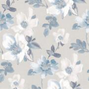 Sublime Marissa Blue Wallpaper