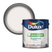 Dulux Pure Brilliant White - Quick Dry Eggshell - 2.5L