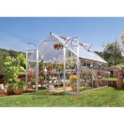 Palram - Canopia Balance Greenhouse 8 X12 Silver