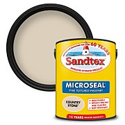 Sandtex Textured Masonry Paint - Country Stone - 5L