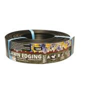 Lawn Edging - 75mm x 10 Metre / Black
