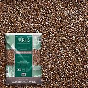 RHS Horticultural Washed Gravel 10mm Quartzite Grit - Large - 20kg
