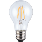 TCP LED Filament Clear Classic 7W ES Dimmable Light Bulb