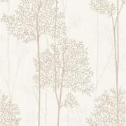 Superfresco Easy Eternal Paste the Wall Wallpaper - Cream & Gold