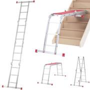 Werner Multi-Purpose Ladder 12 in 1 with Platform