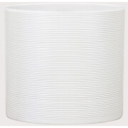 Plant Pot - White  - 12cm