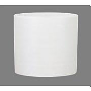Plant Pot - White  - 23cm