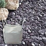 Stylish Stone Plum Slate 40mm - Bulk Bag 750 kg