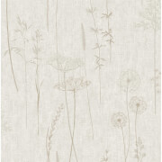 Superfresco Easy Meadow Wallpaper - Natural