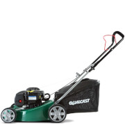 Qualcast 41cm Petrol Push Lawn Mower 450E