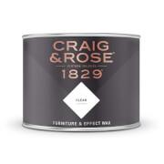Craig & Rose 1829 Furniture & Effect Wax Clear - 500ml