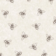 Boutique Let It Bee Natural Wallpaper