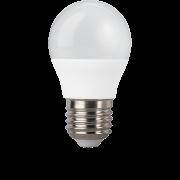 TCP LED Globe 60W E27 Coat Warm Light Bulb - 2 pack