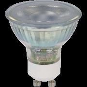TCP LED Glass GU10 50W Warm Dimmable Light Bulb