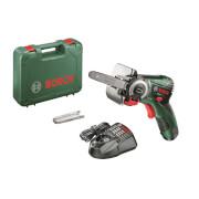 Bosch EasyCut 12 LI Cordless Special Saw (1x 2.5 Ah)
