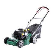 Qualcast 41cm Petrol Self Propelled Lawn Mower 300E