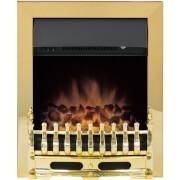 Blenheim Brass Electric Fire