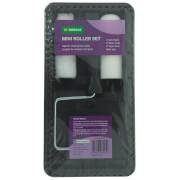 Homebase 4in Paint Mini Roller Set 4PC