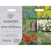 RHS British Wild Flowers Collection