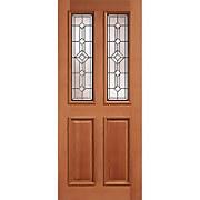 Derby - Hardwood Glazed Exterior Door - 1981 x 838 x 44