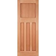 30's Style - Hardwood Exterior - 1981 x 762 x 44
