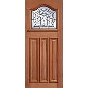 Estate Crown - Hardwood Glazed Exterior Door - 1981 x 838 x 44