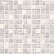 Contour Earthern Mid Grey Wallpaper