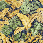 Arthouse Jungle Canopy Ochre Wallpaper