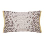 Anise peregrine cushion 30x50cm charcoal