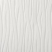 Superfresco Wavy Lines Wallpaper - White