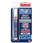 UniBond Anti Mould Grout Pen White - 7ml