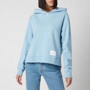 BOSS Women's Esqua Hoodie - Light/Pastel Blue