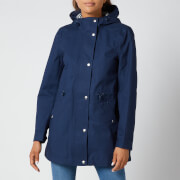 Joules Women's Shoreside Jacket - Navy