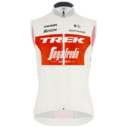 Santini Trek Segafredo Fan Line Light Wind Vest
