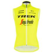 Santini Trek-Segafredo Training Fine Light Wind Vest
