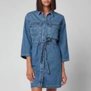 Levi's Women's Ainsley Utility Denim Dress - Freaky Friday