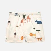 Liewood Boys' Duke Board Shorts - Safari Sandy Mix