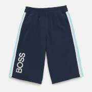 Hugo Boss Boys' Bermuda Shorts - Navy