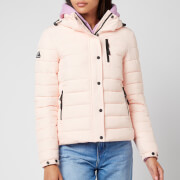 Superdry Women's Classic Fuji Jacket - Pink Clay