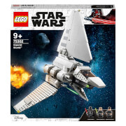 LEGO Star Wars: Imperial Shuttle Building Set (75302)