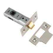 Yale Tubular Latch 76mm / 3 inches - Chrome