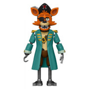 Five Nights at Freddy's Dreadbear Captain Foxy EXC Action Figure