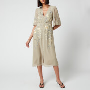 Hope & Ivy Women's The Nieve - Sage Green